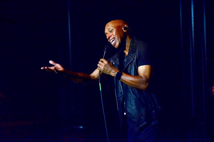 Jeffrey Osborne in concert