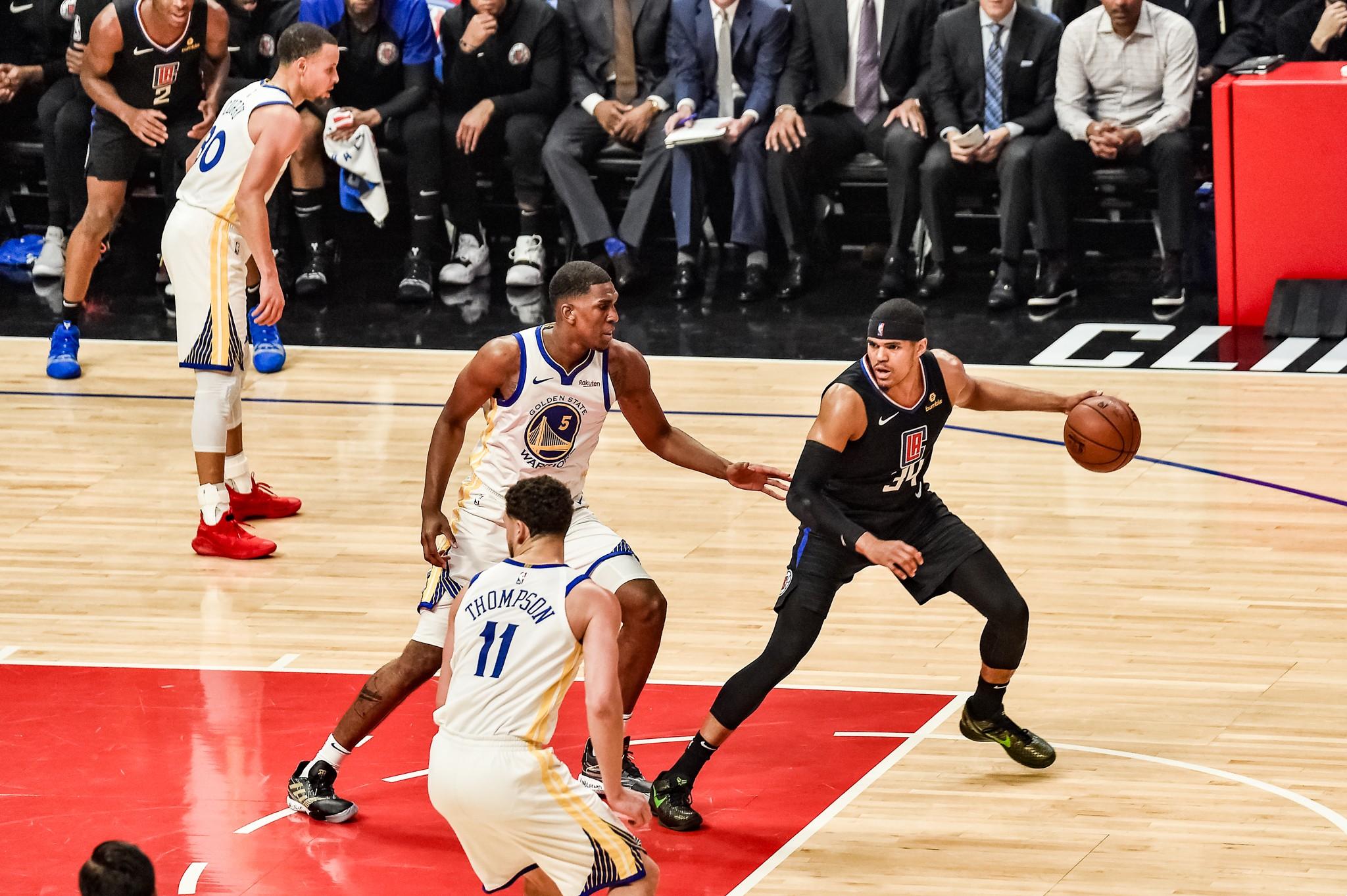 NBA basketball: Tobias Harris