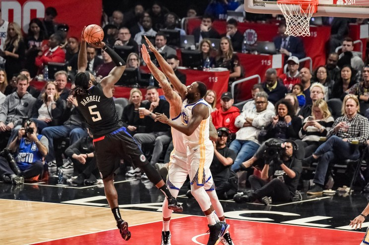 NBA basketball: Montrezl Harrell