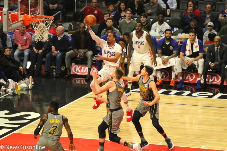 Clippers-NBA