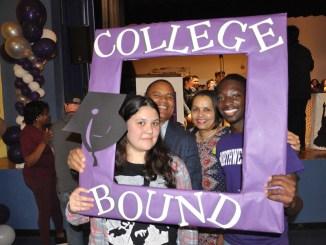 Compton students