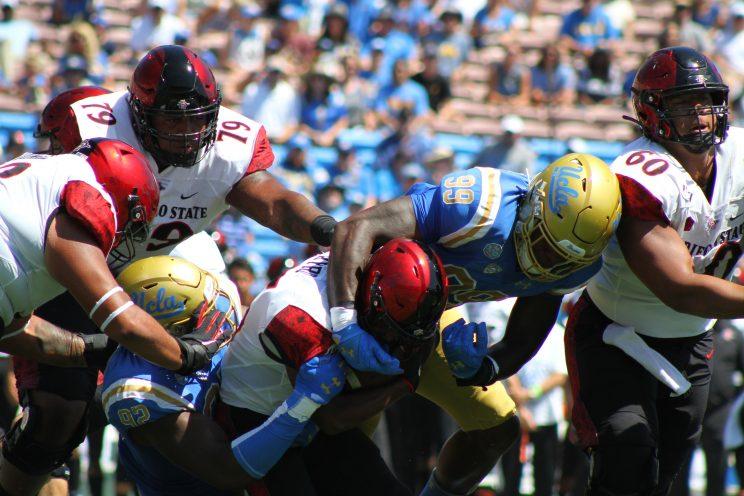 San Diego State defeats UCLA