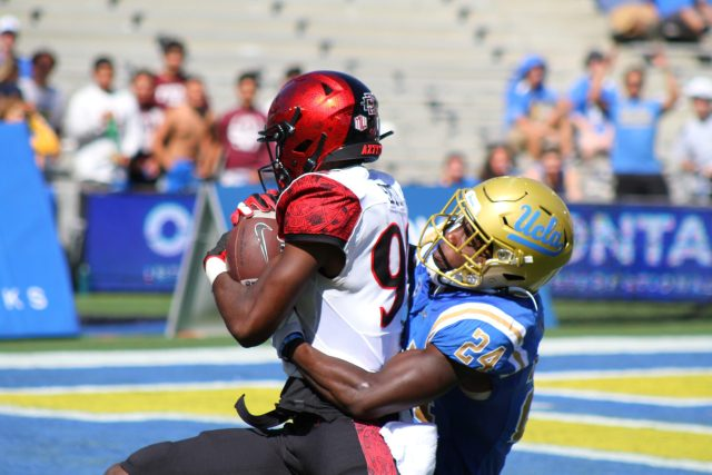 San Diego State defeats UCLA in college football game