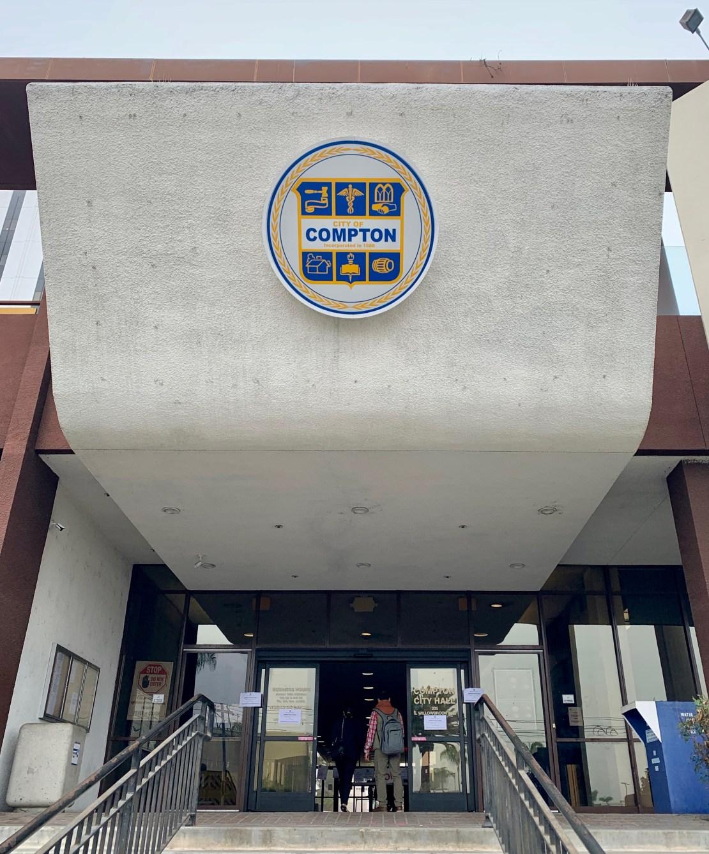 Dist. 44 Headquarters, Compton, Calif.