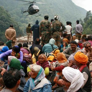 Army officers rise to cause, save lives in flood-hit Uttarakhand