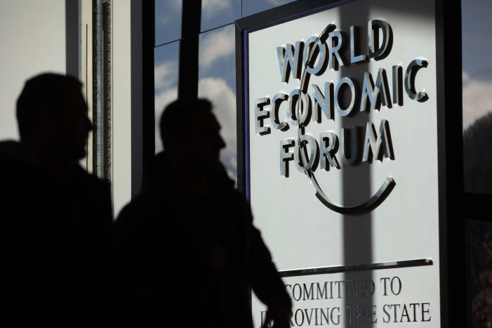 World Economic Forum says annual meeting in Davos will be delayed until summer 2021