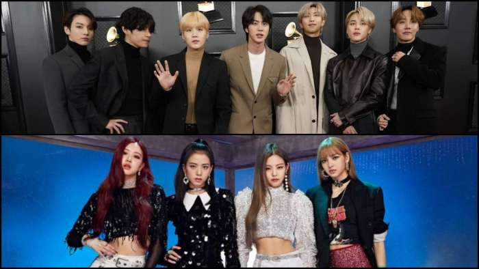 BTS' 'Dynamite', Blackpink's 'Ice Cream' make it to top 10 of Billboard's New Global 200 Charts