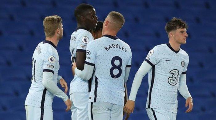 Clinical Chelsea sink Brighton to make winning start