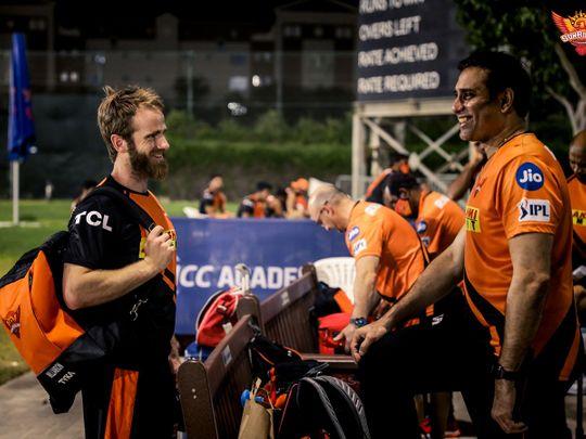IPL in UAE: Kane Williamson rises to challenge for Sunrisers Hyderabad