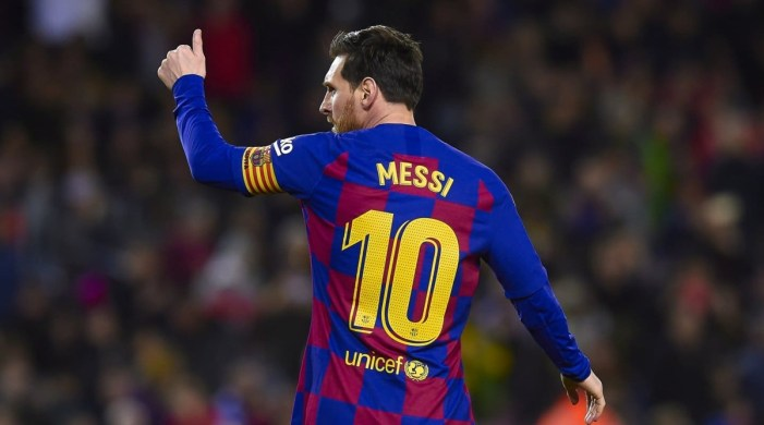 Lionel Messi becomes football's second billionaire after Cristiano Ronaldo