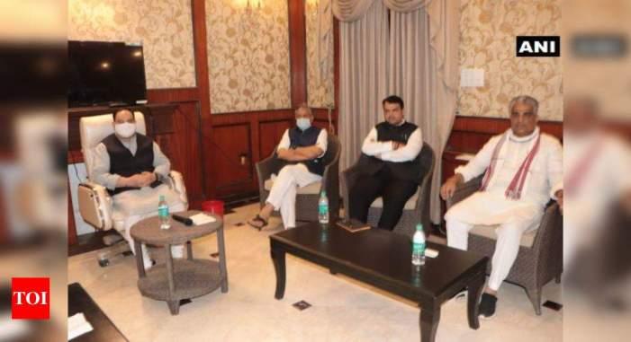 NDA will contest Bihar assembly polls unitedly, win hands down: Nadda