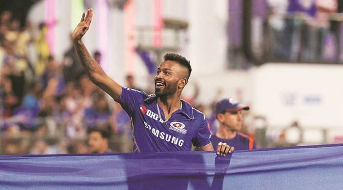 The shape, mental space I'm in now, things will go well: Hardik Pandya