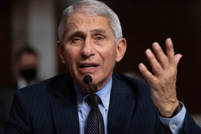 U.S. is 'not in a good place' as daily coronavirus cases grow, Fauci says