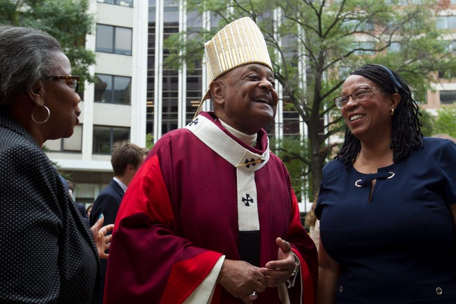 Archbishop Wilton Gregory, who slammed Trump visit in June, to become first African American cardinal