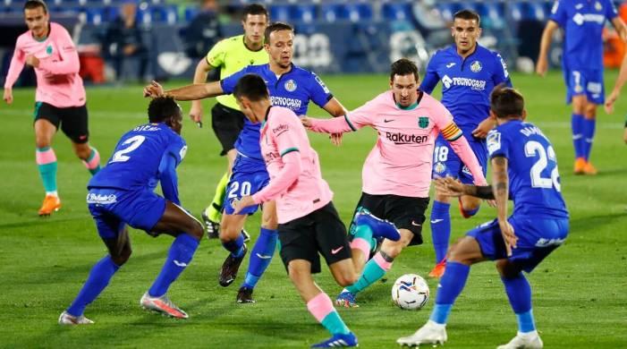 Barcelona, Real Madrid lose ahead of UEFA Champions League openers
