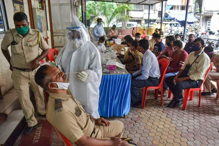 Coronavirus live updates: Number is active cases likely to fall below 8-lakh mark today : The number is likely to fall below the 8-lakh mark on Friday. Amid a general decline in fresh cases in most states, Bengal reported its highest single-day count so far of 3,720 infections. Cases were on the rise in Delhi as well, with the capital reporting 3,483 new infections on Thursday, up from 3,036 two days earlier.