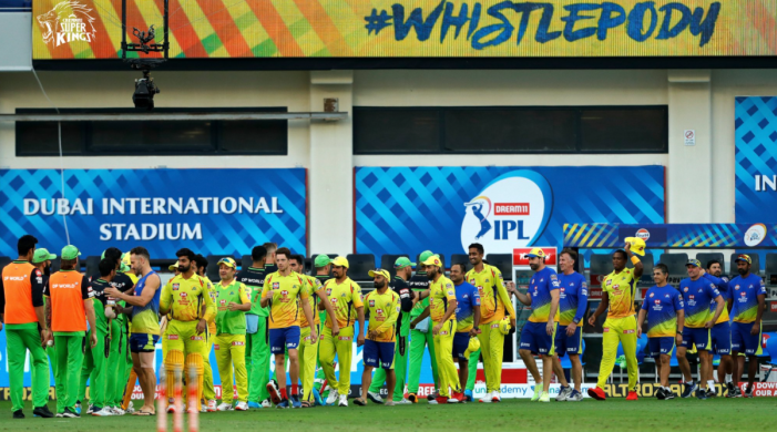 Crumbs of comfort: CSK get something to cheer with facile win over Kohli's RCB