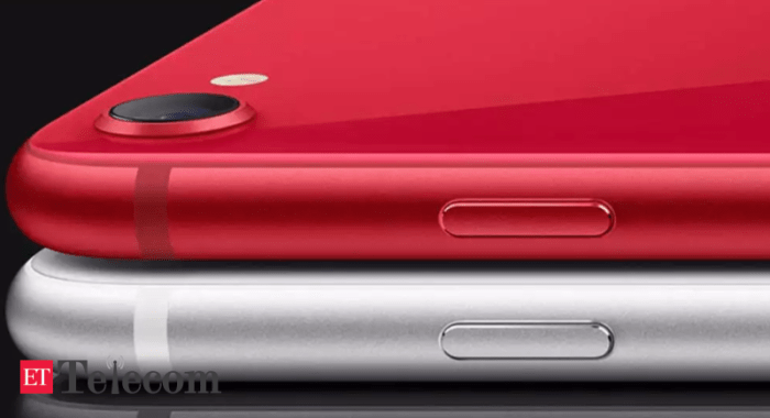 Deep discounts are back on Apple iPhones in India; to drive sales this festive season – ET Telecom