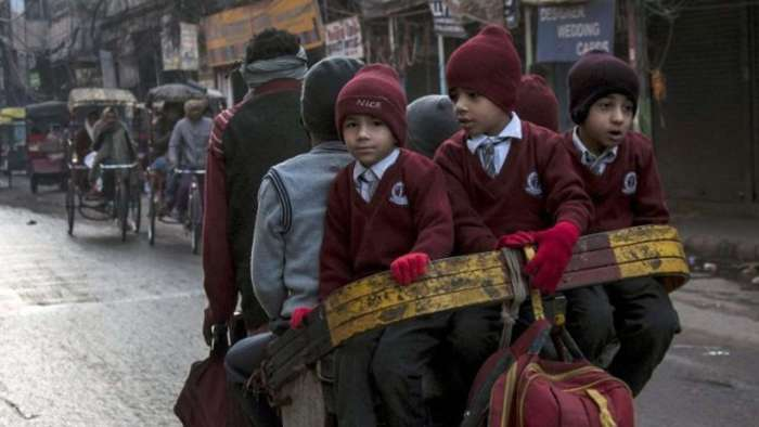 Delhi records its coldest October night in 26 years at 12.5 degree celsius on Thursday
