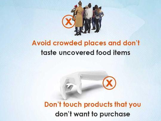 Dubai fines, closes 25 food establishments in 45 days for violating COVID-19 rules