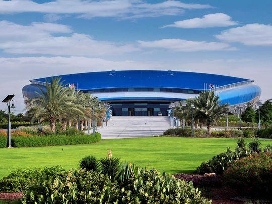 Dubai's Hamdan Sports Complex gets triple 10th birthday treat