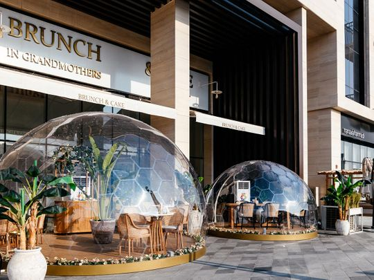 Dubai's restaurants bring back buffets and brunches, but with strings attached