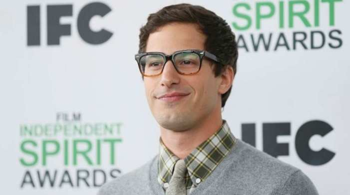 Every challenge is a chance for success: Andy Samberg