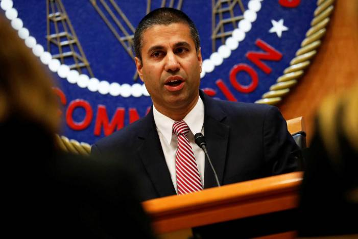 FCC Chairman says he will to 'clarify' tech legal shield, Section 230
