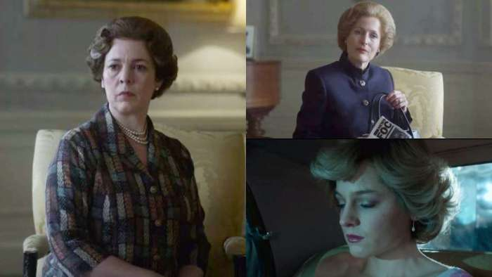 Gillian Anderson's Margaret Thatcher, Emma Corrin as Lady Diana dominate 'The Crown Season 4' trailer