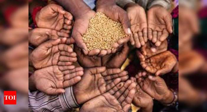 India ranks 94/107 in Global Hunger Index | India News