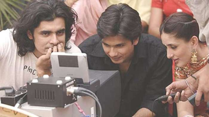 Kareena Kapoor Khan shares BTS still with Shahid Kapoor, Imtiaz Ali