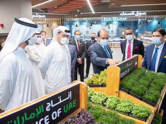 Lulu opens 195th hypermarket in Abu Dhabi's Khalifa City