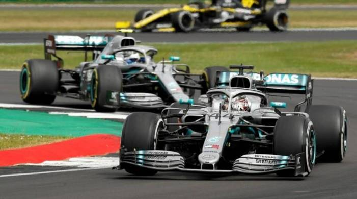 Mercedes set for seventh team title and F1 first at Imola