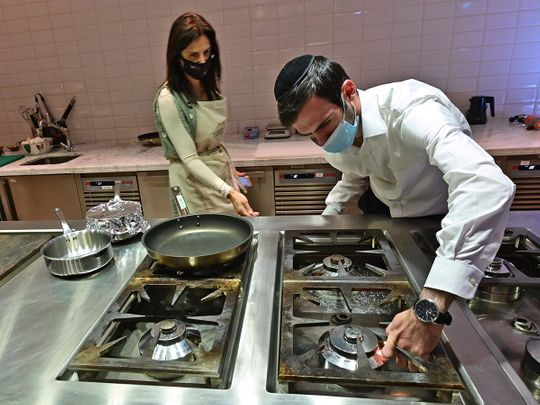 Photos: Dubai gets ready to go kosher after Israel peace deal