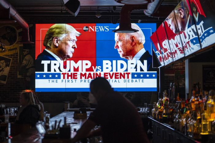 Second presidential debate between Joe Biden and Donald Trump canceled