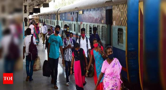 Sleeper coaches won't be removed, reduced: Railway Board | India News