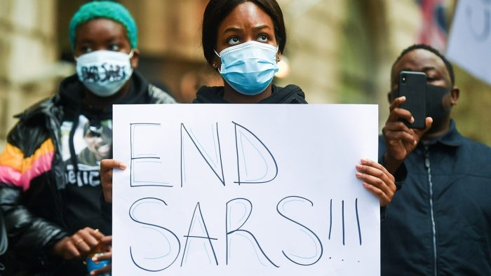 The #EndSARS Movement Is Being Defined by Nigerian Youth