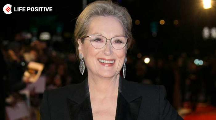 This is your time and it feels normal to you, but really there is no normal: Meryl Streep
