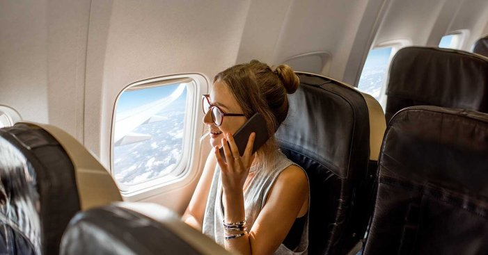 Americans Agree: Nobody Wants to Hear Your Phone Call on a Plane