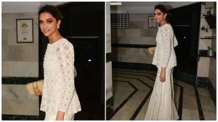 Deepika Padukone is 'kaju katli pro max' in hilarious meme about her Diwali outfit