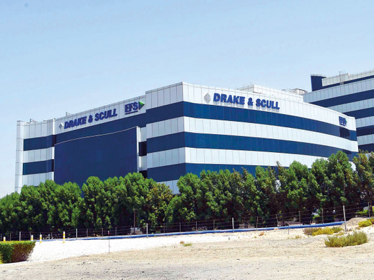 Drake & Scull posts Dh129m net porfit for nine months