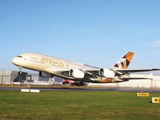 Etihad's A380s to remain grounded as demand fails to take-off