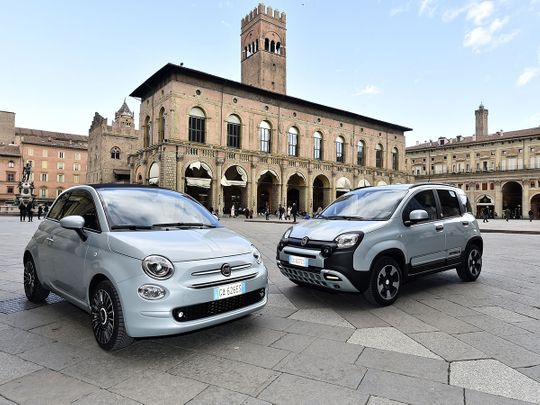 Fiat lays more groundwork to getting into EV game