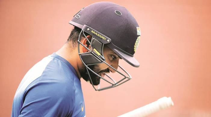 Hamstring getting better, keeping fingers crossed for Australia: Rohit Sharma