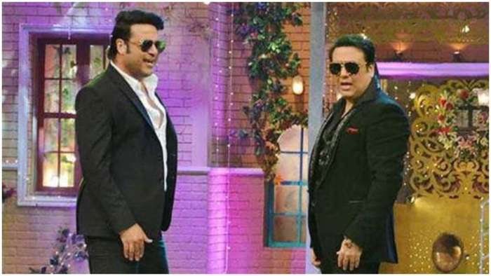 Krushna Abhishek reveals why he refused to perform in 'The Kapil Sharma Show' episode with Govinda as guest