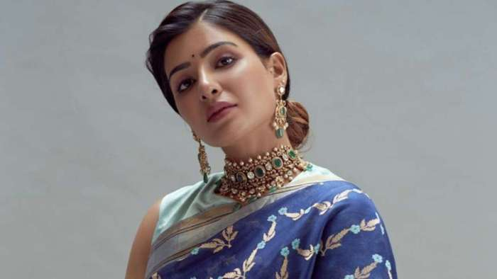 Samantha Akkineni on her debut in 'The Family Man 2'