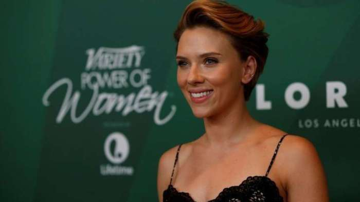 Scarlett Johansson on playing mom in 'Marriage Story', 'Jojo Rabbit'