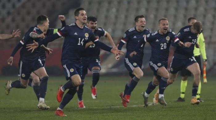 Scotland, Hungary, Slovakia, North Macedonia go to Euro 2020