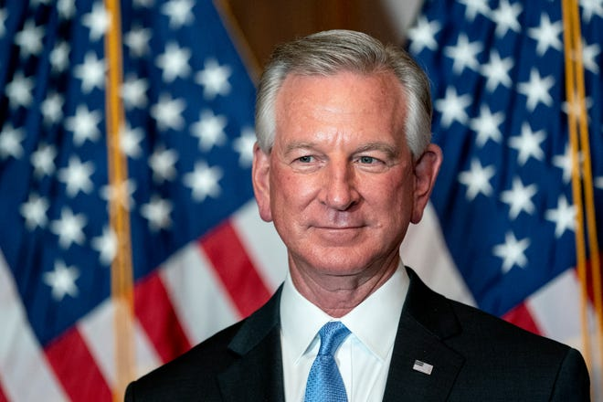 Sen.-elect Tommy Tuberville botches history facts, including three branches of government