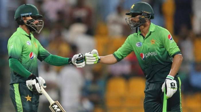 Shoaib Malik, Md Hafeez, Wahab Riaz and Md Aamir to receive match fees in 'A' category
